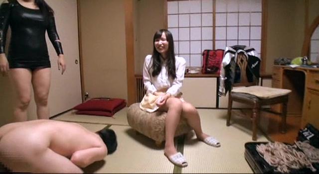 エロ動画、奇跡の40歳! はじめての緊縛 秋本 楓の表紙画像