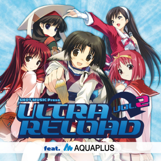ULTRA RELOAD Vol.2 feat. AQUAPLUS SHOT MUSIC