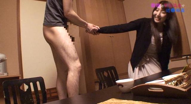 【エロ動画】自慢の美人お義姉ちゃんと貸切温泉でこっそり近●相姦したいのエロ画像1枚目
