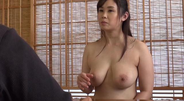 はだかの主婦 奈良市在住 松坂美紀(34)