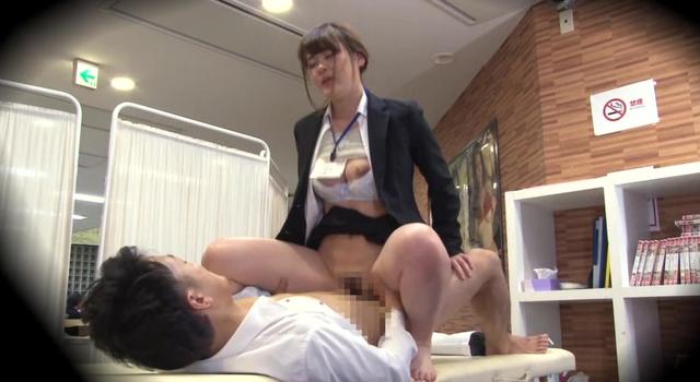 2015年SOD女子社員 内定者 性感度健診!!