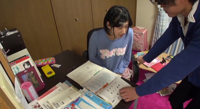 ロリコン家庭教師による少女わいせつ投稿映像