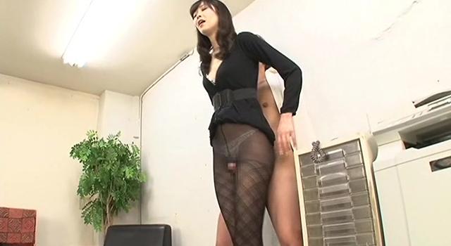 パンスト美脚モデルズ 極上LEGで責められたい
