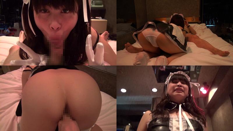 【フルHD個人撮影オリジナル】植田陽菜ちゃん⑥うえはるメイドハメ編