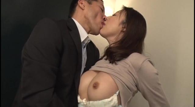 エロ動画、親友の嫁 仁科りえの表紙画像