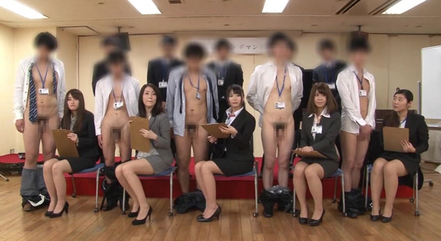 "「AV業界の常識、私たちのオマ○コで教えます!」先輩SOD女子社員が新入男子社員へ、""一緒にイキながら"