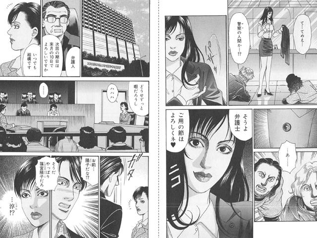 篠宮陽子弁護ファイル Miss, Judge 【1】