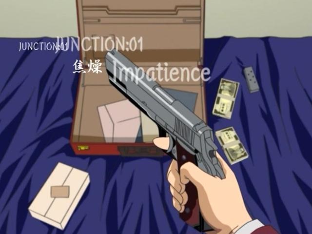 【二次エロ】HEARTWORK Symphony of Destruction JUNCTION:01「焦燥」【アニメ】のエロ画像1枚目