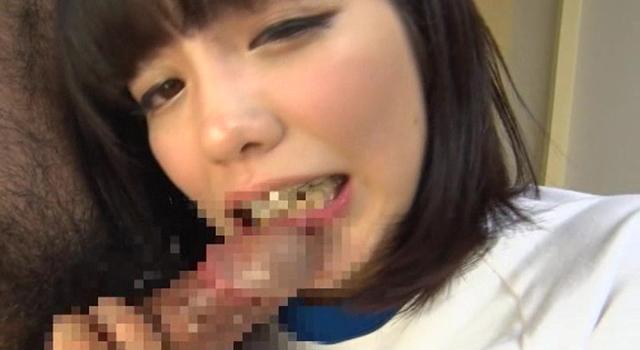 歯列矯正少女の恥じらいセックス