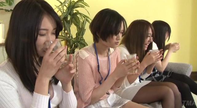 【エロ動画】催眠療法モニター募集で集まった被験者を催眠術に掛けてわいせつ行為を繰り返す性犯罪記録映像のエロ画像1枚目