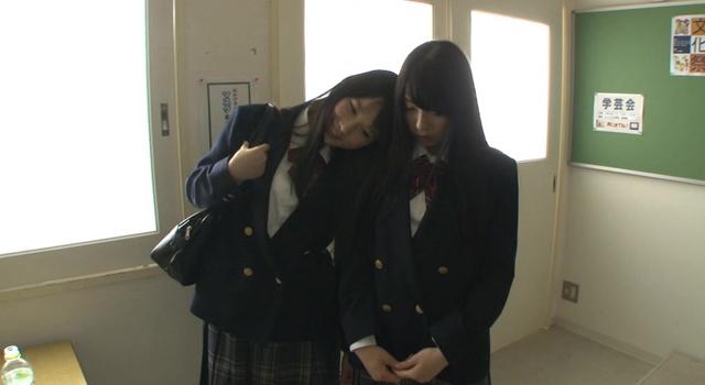 エロ動画、BEST FRIENDS 親友レズ 両想い@女子校生百合の表紙画像