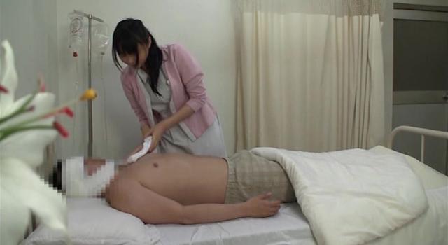 エロ動画、入院中の彼氏を浮気させて、お見舞いに来た彼女を寝取りナンパの表紙画像