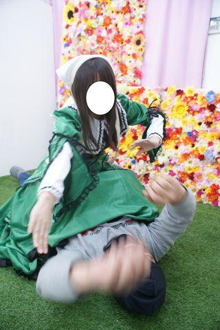 ★スカートの中の秘め事vol.3★