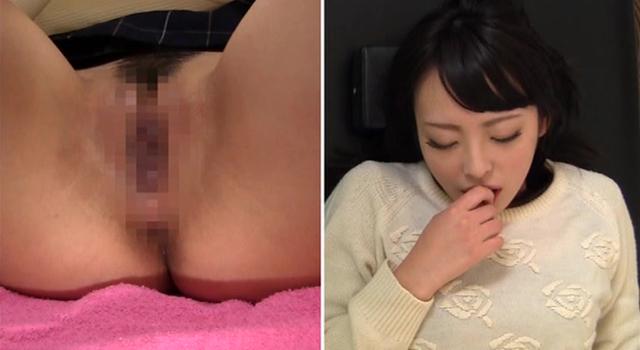 エロ動画、媚薬ヌリヌリ膣内検査 若妻編の表紙画像