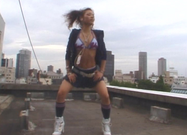 無音踊 サイレンス・ダンス#03  KAEDE