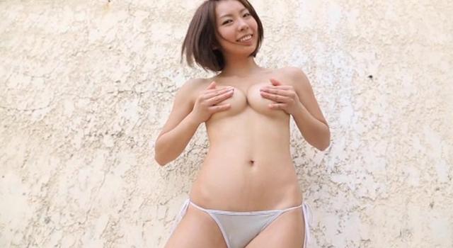 広瀬梨子 スケッチラブ 〜笑顔とセクシーのスケッチ〜