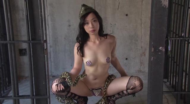 大蛇とエロス