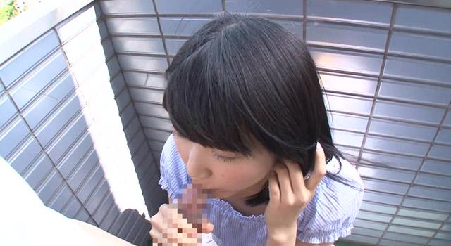 発育途上Aカップ超微乳…黒髪のニッポン美少女、石村琴葉 中出しAV Debut!!
