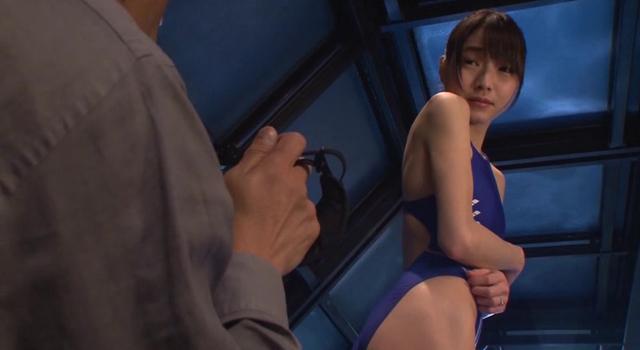 エロ動画、涼川絢音 水泳インストラクター緊縛性奴隷の表紙画像