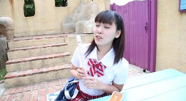 【エロ動画】瀬戸ひな 制服コンプライアンスのエロ画像1枚目