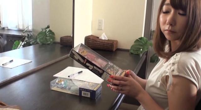 エロ動画、人妻ナンパ 大人の玩具お試しバイトをモニタリング!の表紙画像