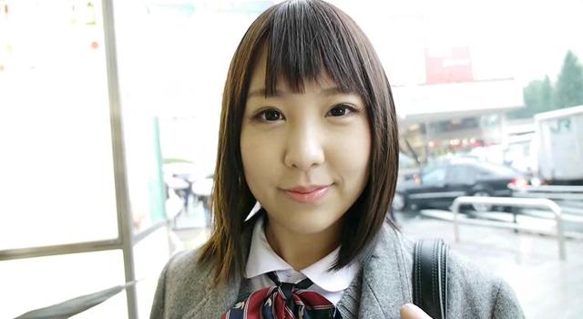 エロ動画、カリ首シコシコ淫語JK 森はるらの表紙画像