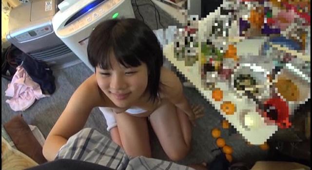 【エロ動画】複雑な家庭事情!?SNSで緊急避難場所として自宅を提供してみた件。4時間のエロ画像1枚目