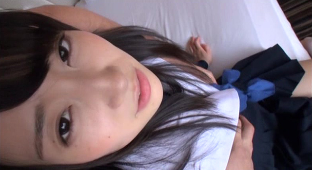 エロ動画、制服美少女と性交 大島美緒の表紙画像