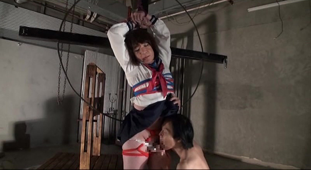 【エロ動画】ド変態女装子 しおり|ボンテージかのじょ
