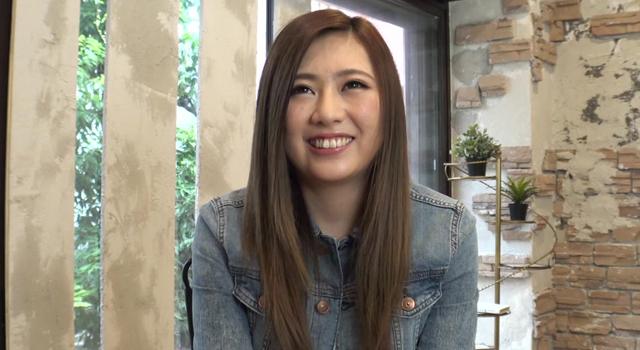 【エロ動画】超恥ずかしがり屋!19歳の天然Eカップ美少女、上京即AVデビュー 逢川希のエロ画像1枚目