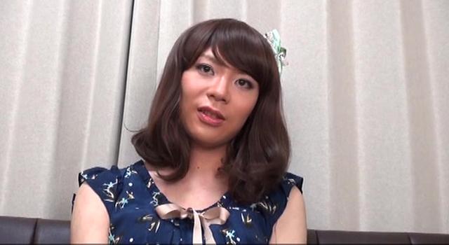 エロ動画、ウリ専中出し女装子 ゆり(仮名)の表紙画像