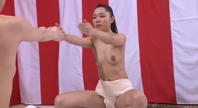 熱闘女相撲選手権〜裸と裸の大勝負〜