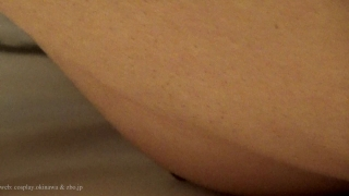 【超フェチ映像】上半身裸&ブルマ姿の背中(胸チラあり) 〜超アップで女体観察〜 [フルHD]