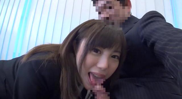 変態カップル募集企画!2人が実際に働くオフィスでバレないようにハメ撮りしてきて!カメラ片手にバレずにSEX!