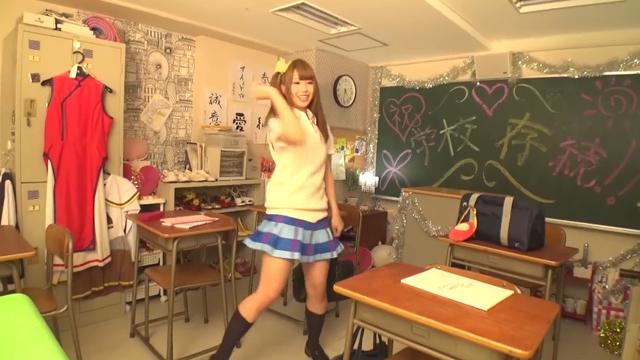 アリサライブ!The School Idol【本番あり】コスプレなフーゾク【中出し】