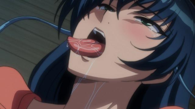 【二次エロ】対魔忍アサギ3 #01 叶わぬ願い【アニメ】のエロ画像1枚目