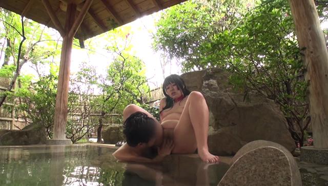 ムッチリ巨乳未●年 孕ませ温泉旅行 みう