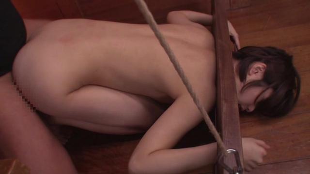 ハンニバルロック緊縛女体拘束アクメ 川上奈々美