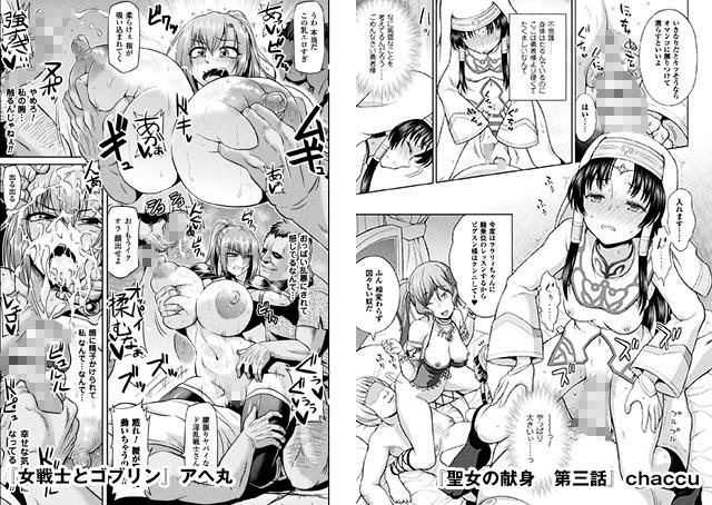 【エロマンガ】正義のヒロイン姦獄ファイルVol.12|二次元エロ漫画アーカイブ