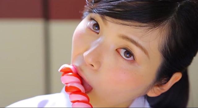 一色美桜 弓道女子