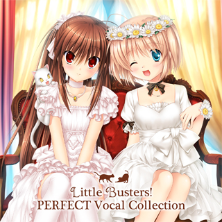 Little Busters! PERFECT Vocal Collection Key