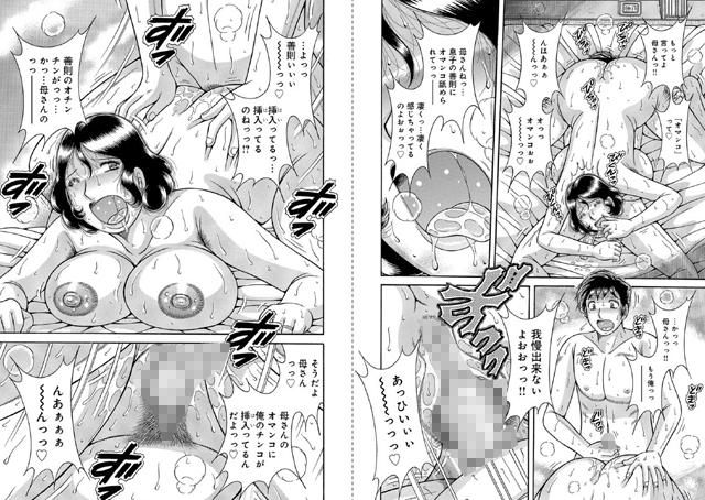 【エロマンガ】MOTHER LOVER|二次元エロ漫画アーカイブ