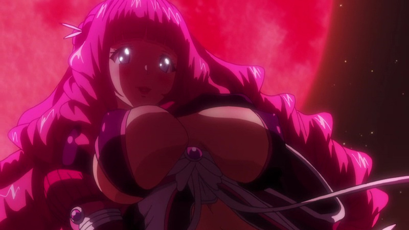 【二次エロ】魔獣浄化少女ウテア soul.3 love affair【アニメ】のエロ画像1枚目