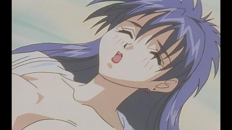 【二次エロ】KISSより・・・柏崎麗【アニメ】のエロ画像1枚目
