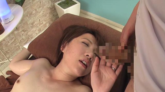 アンチエイジングマッサージ店盗撮 まりこさん(25歳)