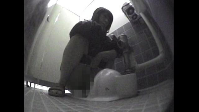 某私立校 放課後監視カメラ