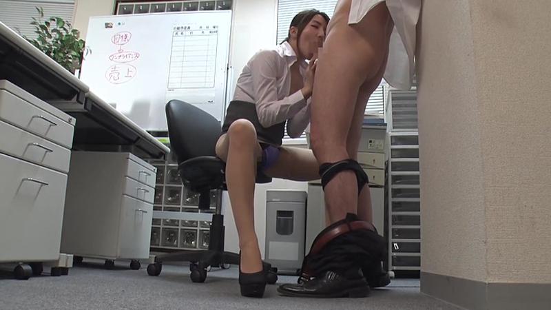 社内で社長と子作りSEXしちゃう秘書 白咲ゆず