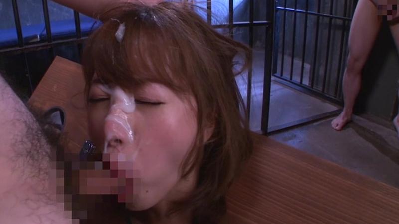 ぶっかけ本物精子44発! 初美沙希
