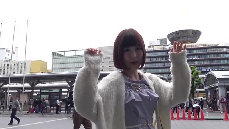 AVデビュー3周年記念 佐倉絆 ガチンコ逆ナンパIN京都