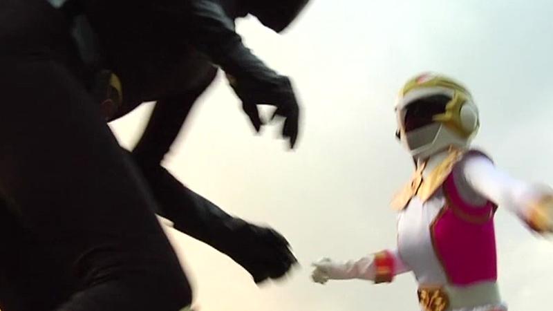 スーパーヒロイン絶体絶命!!Vol.33 天翔戦隊ウィングレンジャー ホワイトウィング編